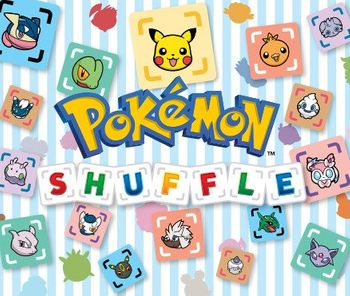 pokemon suffle