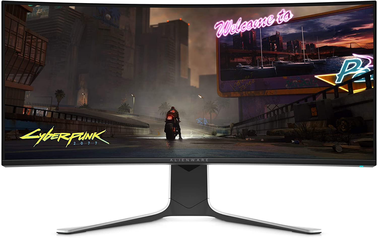 Alienware NEW Curved