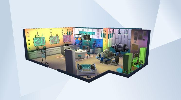 Sims 4 game