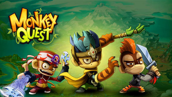 Games Like Monkey Quest