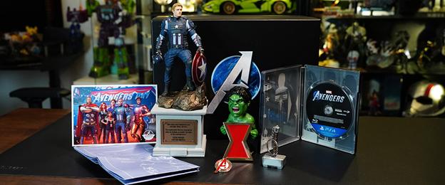 marvels avenger
